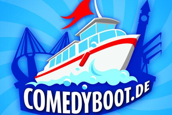 Comedy Boot Rundfahrt durch Hamburg
