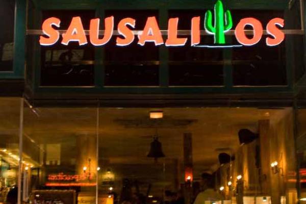 Beim Junggesellenabschied im Sausalitos Hamburg essen