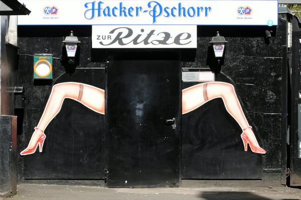 ZUr Ritze beim JGA Hamburg